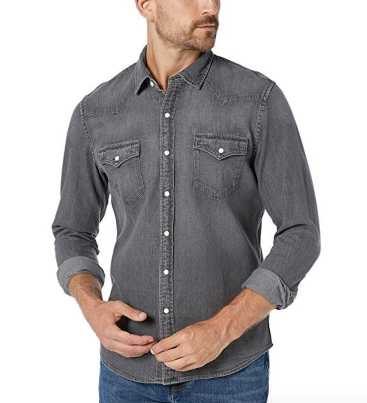 Amazon Essentials shirt