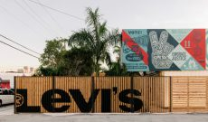 Levi's Haus Miami Offers Customization Oasis During Art Basel