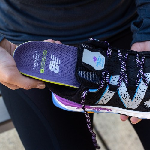 Footwear insole maker Superfeet secured the license to sell both off-the-shelf and custom-made, 3D-printed New Balance-branded insoles.