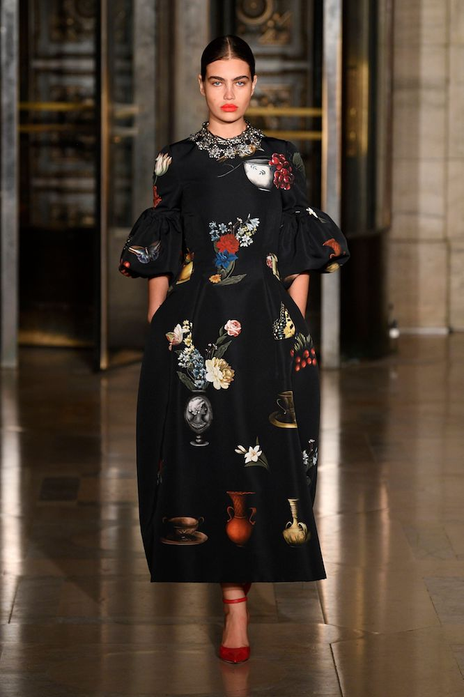 Coronavirus artwork will inspire prints and patterns in fashion.