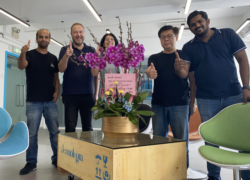 Finishing technology company Jeanologia is centralizing all of its operations in Asia by opening a new innovation hub in Hong Kong.