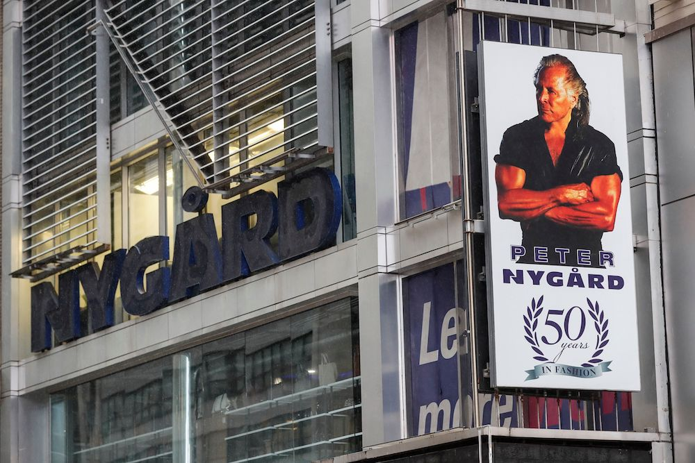 Scandal-Ridden Brands Owned by Peter Nygard are Up for Sale