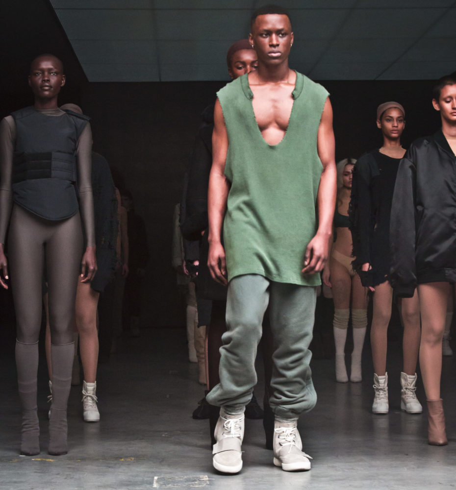 Edited shows that demand is shifting back to neutral foundational pieces in men's wear.