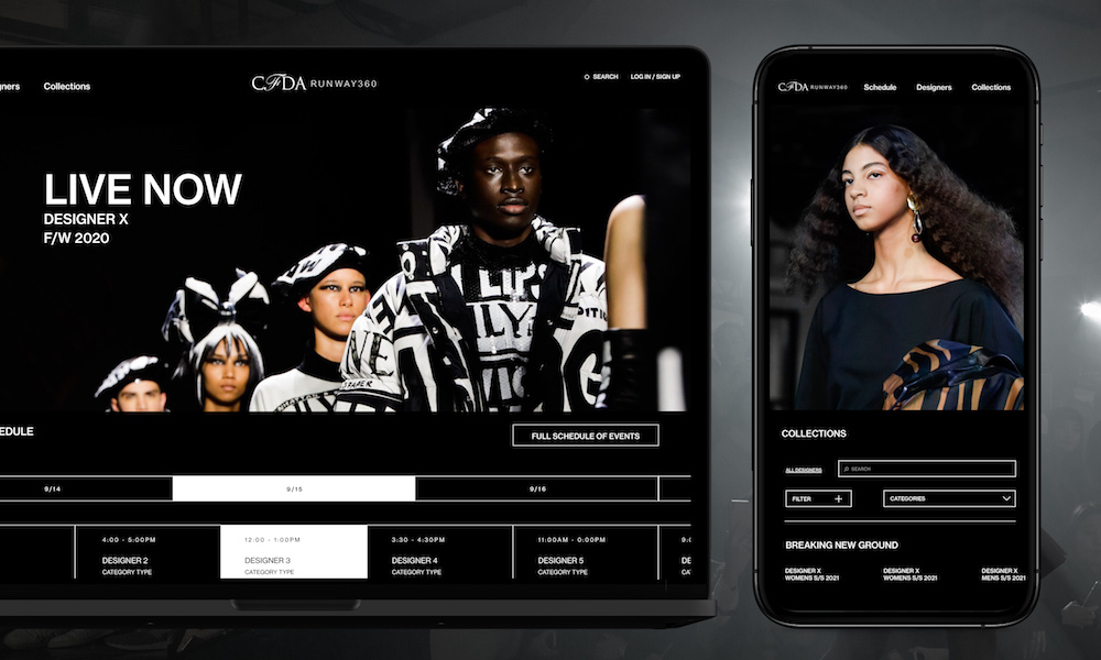 Cfda Creates Digitized Fashion Collection Hub For Nyfw With Nuorder Sourcing Journal