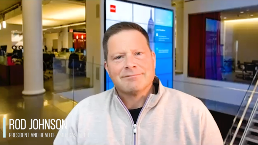 Rod Johnson, Infor. To weather the coronavirus fallout, supply-chain partners must focus on maintaining their relationships to more efficiently bounce back.
