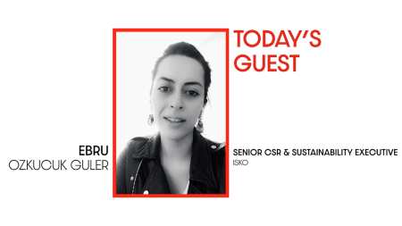 "In Sourcing Journal's ""On the Ground,"" Isko's Ebru Ozkucuk Guler discusses the denim mill's Sustainability Impact Report and R-TWO platform."
