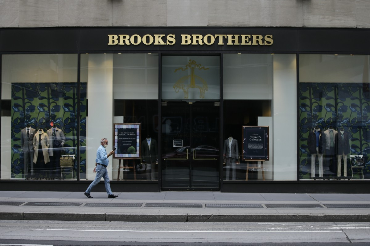 ABG and Simon Could Prevail in Brooks Brothers Bid: The Week Ahead