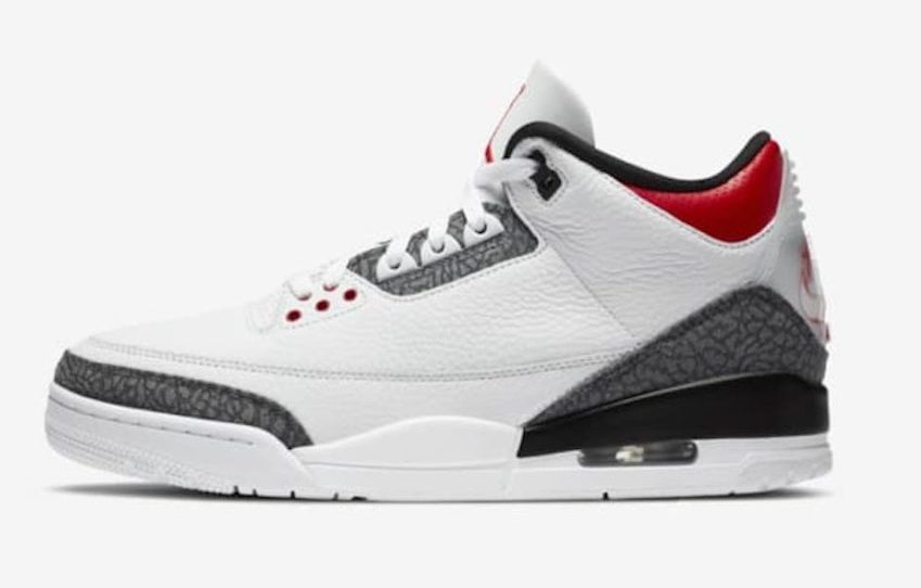 Nike Teases Air Jordan Sneaker