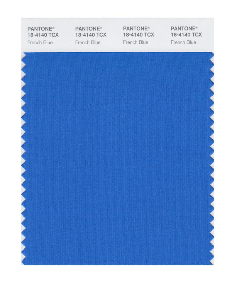 Resultado de imagen de pantone spring summer 2021 FRENCH BLUE
