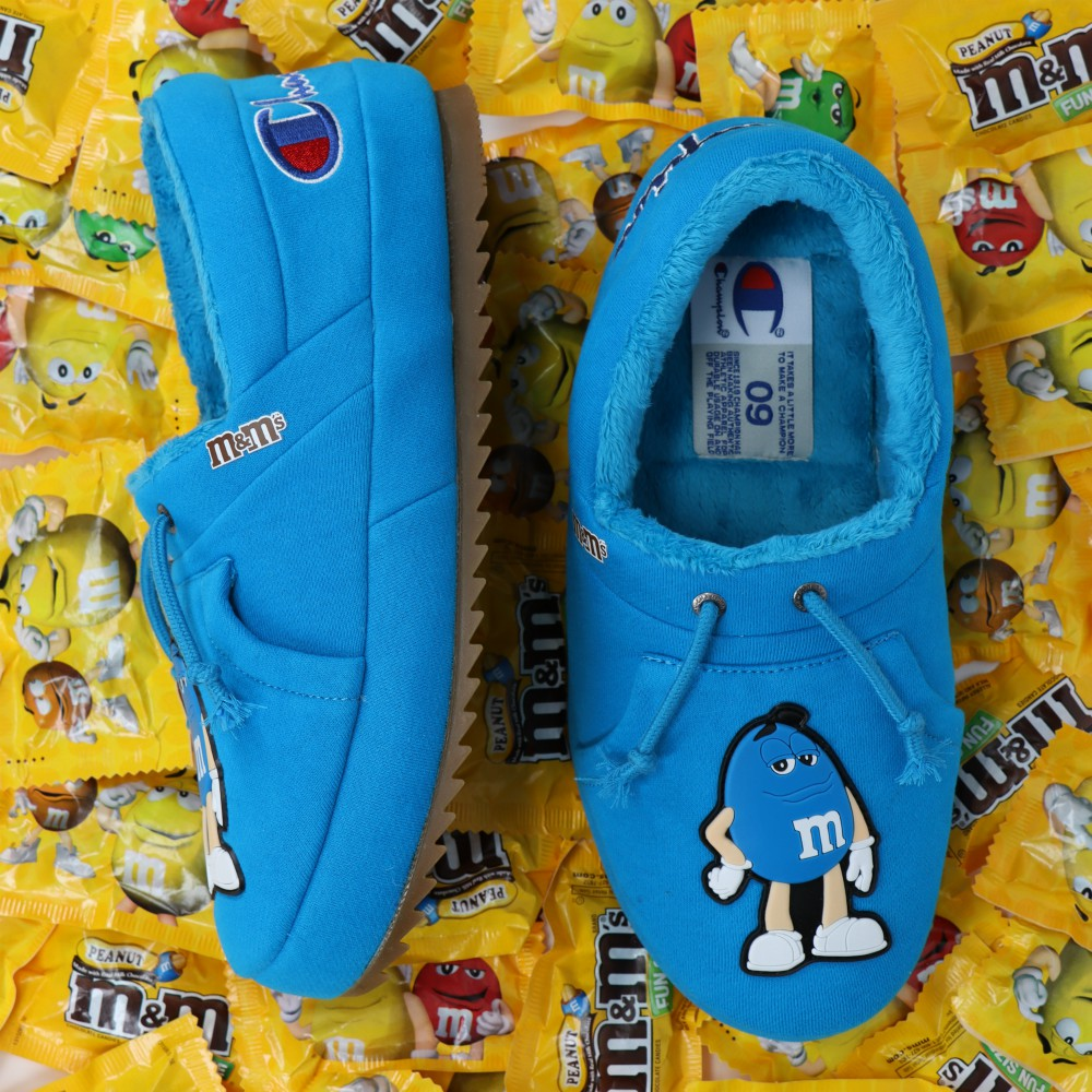 "Champion collaborated with the ""Crash Bandicoot 4: It's About Time"" video game and M&M candy for culture-driven clothing and footwear drops."