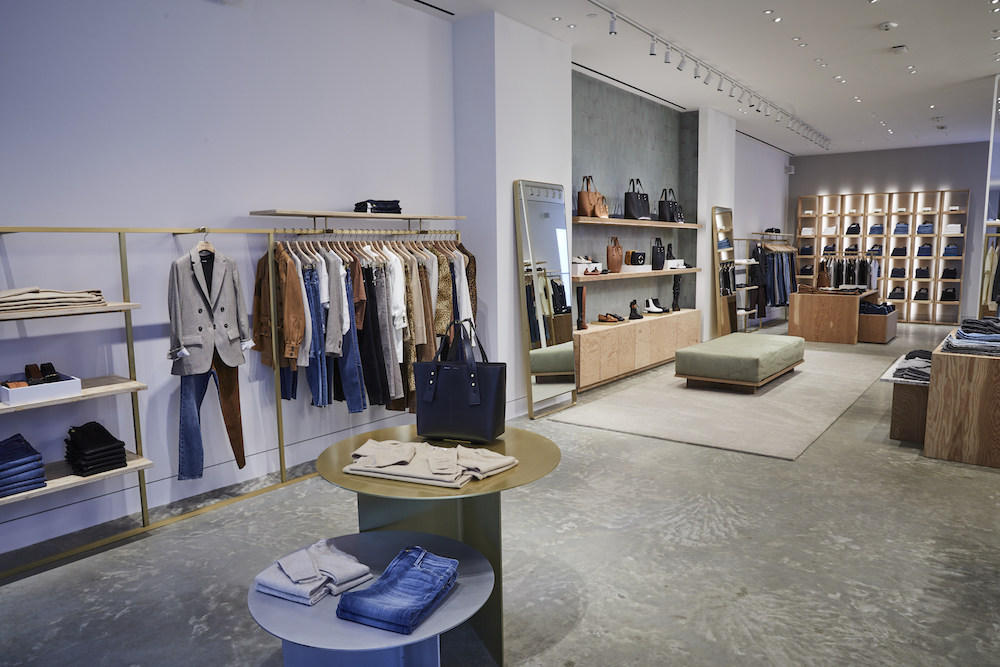 Frame's new Meatpacking store