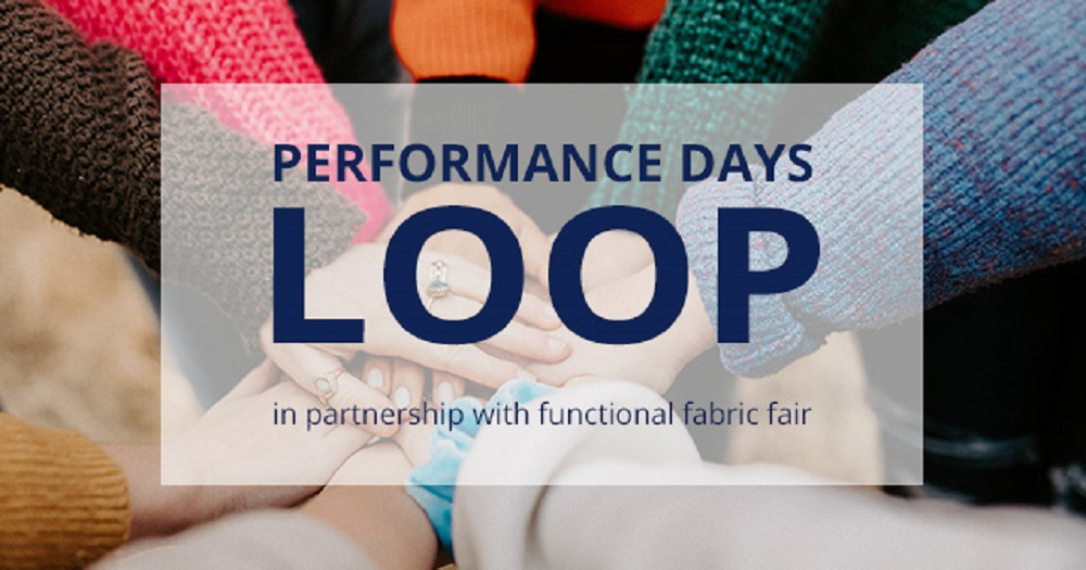 The Munich Performance Days Fair and the U.S.-based Functional Fabric Fair have launched Performance Days Loop, an online platform.