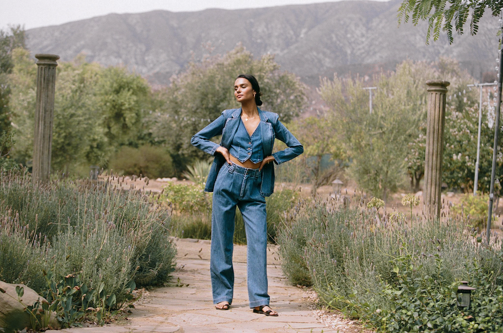 Boyish unveiled its first line of non-denim dresses and tops made with the same care for the environment as its core denim collection.
