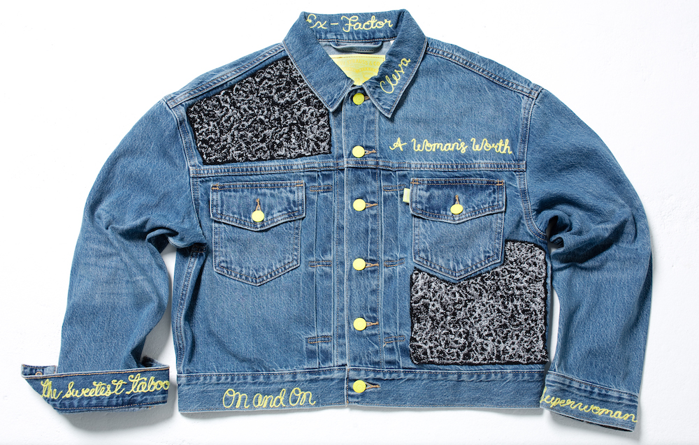 In celebration of Women's History Month, Levi's and Marrisa Wilson NY created a capsule collection to celebrate and uplift Black women.