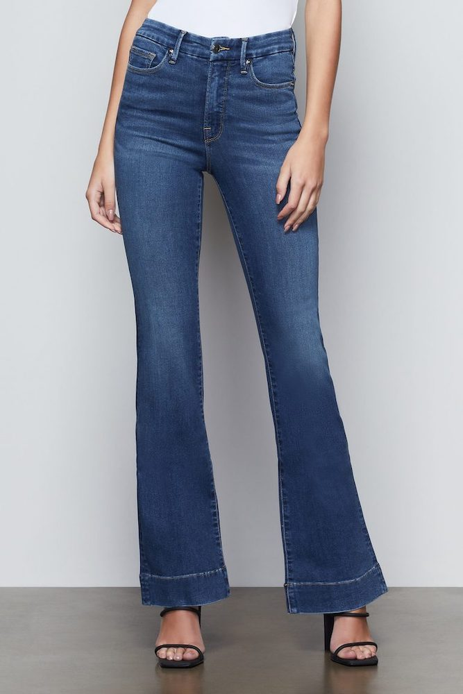 Rivet rounded up some loose denim styles for women to provide alternatives to skinny jeans, which are diminishing in popularity.