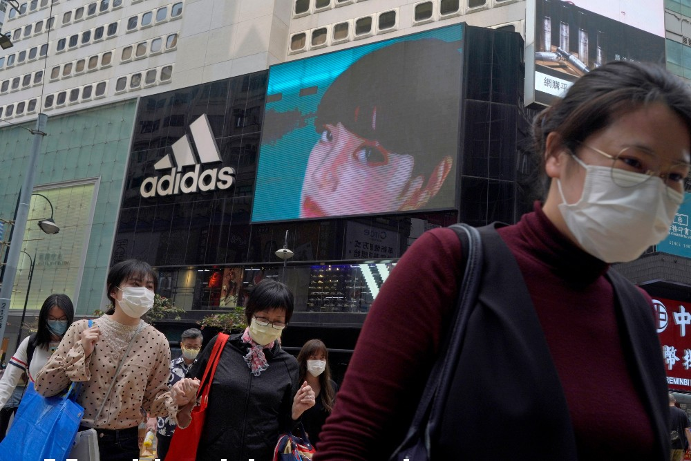 Nike's Already Rebounding from Xinjiang Drama. What About the Rest of the West?