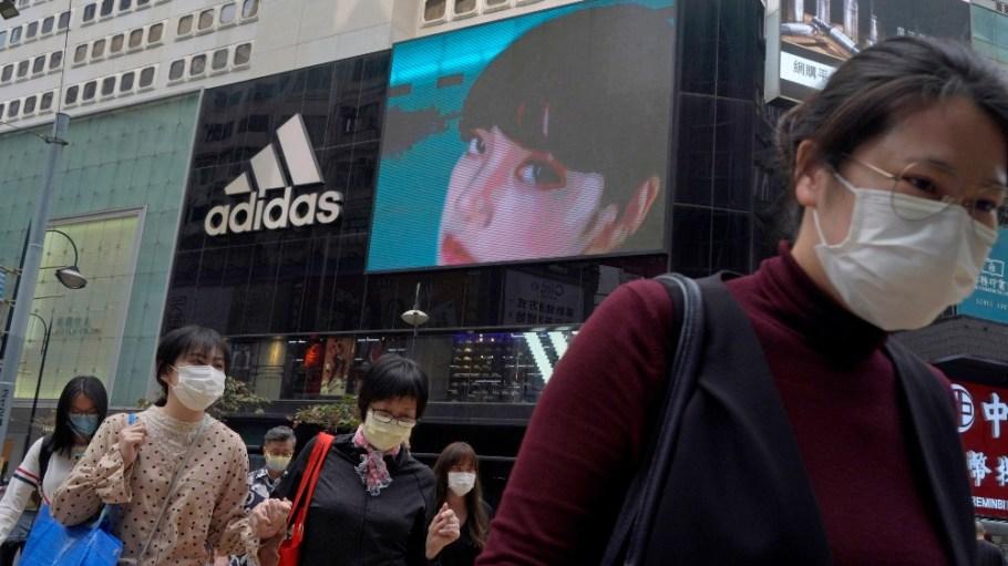A Shanghai-based analyst said Nike is