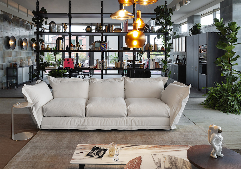 Diesel Living Adapts to Consumers' Home-Oriented Lifestyles