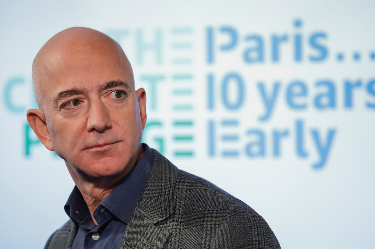As Executive Chair, Bezos Wants to Make Amazon 'Earth's Best Employer'