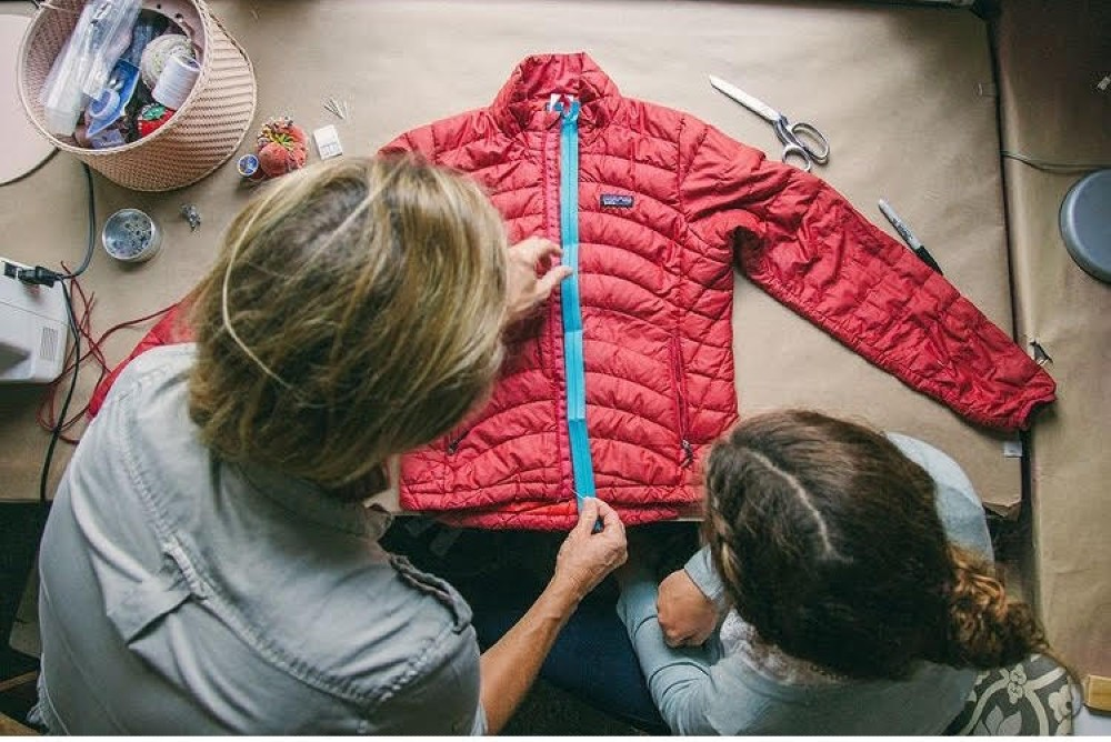 """Patagonia added an """"option to buy used"""" button to its product pages."""