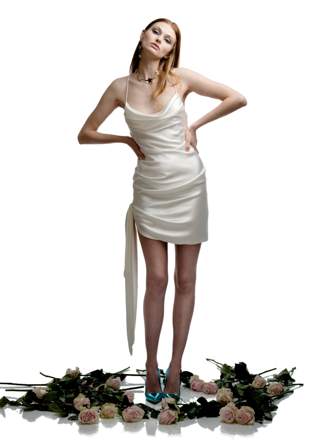 Here Comes the Bride, All Dressed to…. Party?