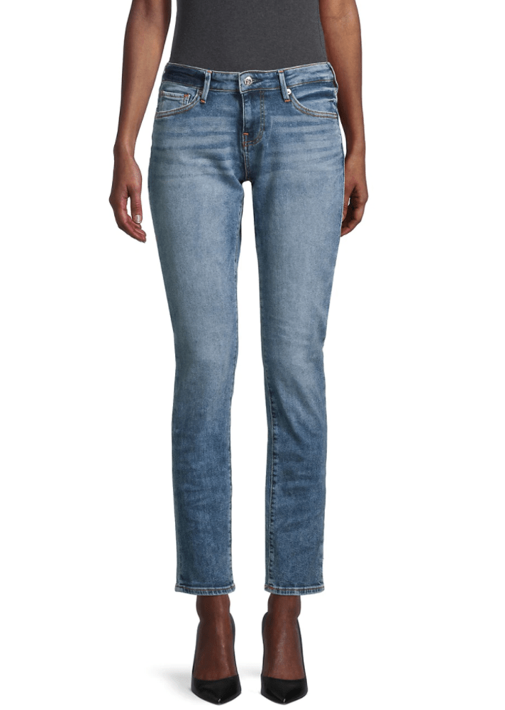 Rivet compiled a list of low-rise jeans to help shoppers feeling pressure to revamp their wardrobes to accommodate the trend.