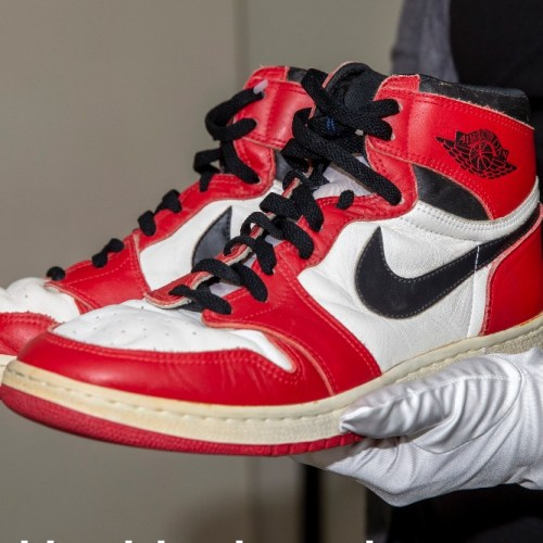 The U.S. Patent & Trademark Office officially registered three Air Jordan 1 trademarks it had filed for last July