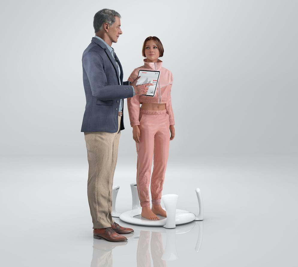 How New 3D Shoe Fitting Technology Minimizes Online Returns