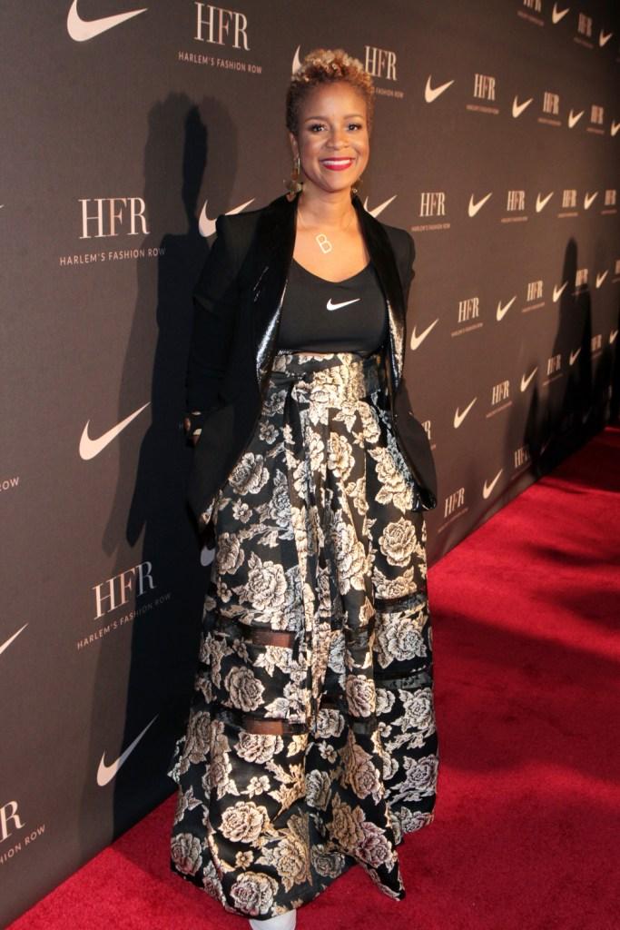 Brandice Henderson-Daniel, Founder & CEO of Harlem Fashion Row