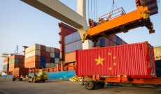 Covid Outbreak at China Port Stymies Global Trade