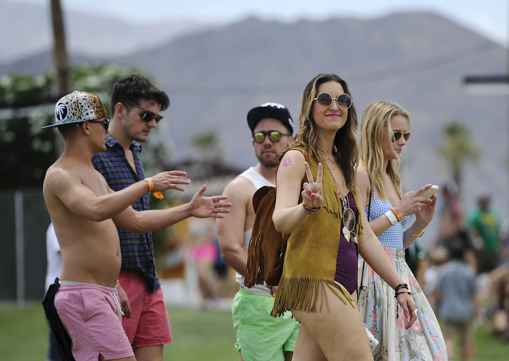 Editor's Take: Millennials, It's Time to Give Up Festival Fashion
