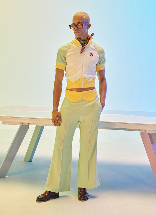 While preppy fashion is evergreen, Edited reports how a confluence of pop culture influences are fueling its return to men's wear in 2021.