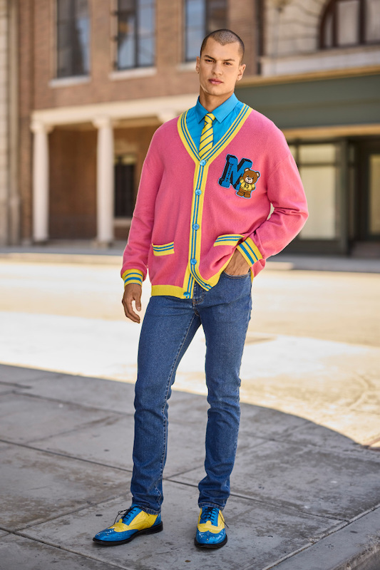 Preppy Style Cycles Back Into Men's Fashion