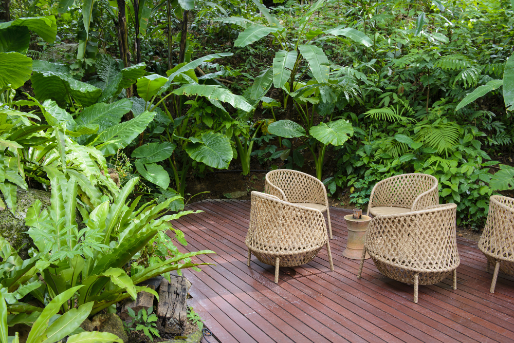 Consumer interest in eco-friendly natural materials is driving an uptick in furniture made from wicker and rattan.