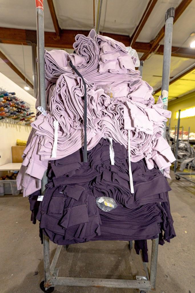 Arzee International manufacturing nearshoring apparel LA Basics