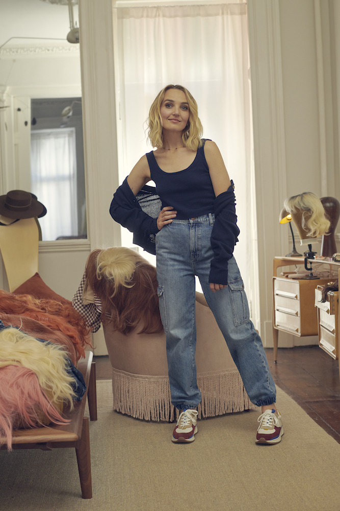Madewell tapped Phoebe Robinson, Hasan Minhaj and Chloe Fineman for a fall campaign supporting the National Independent Venue Association.