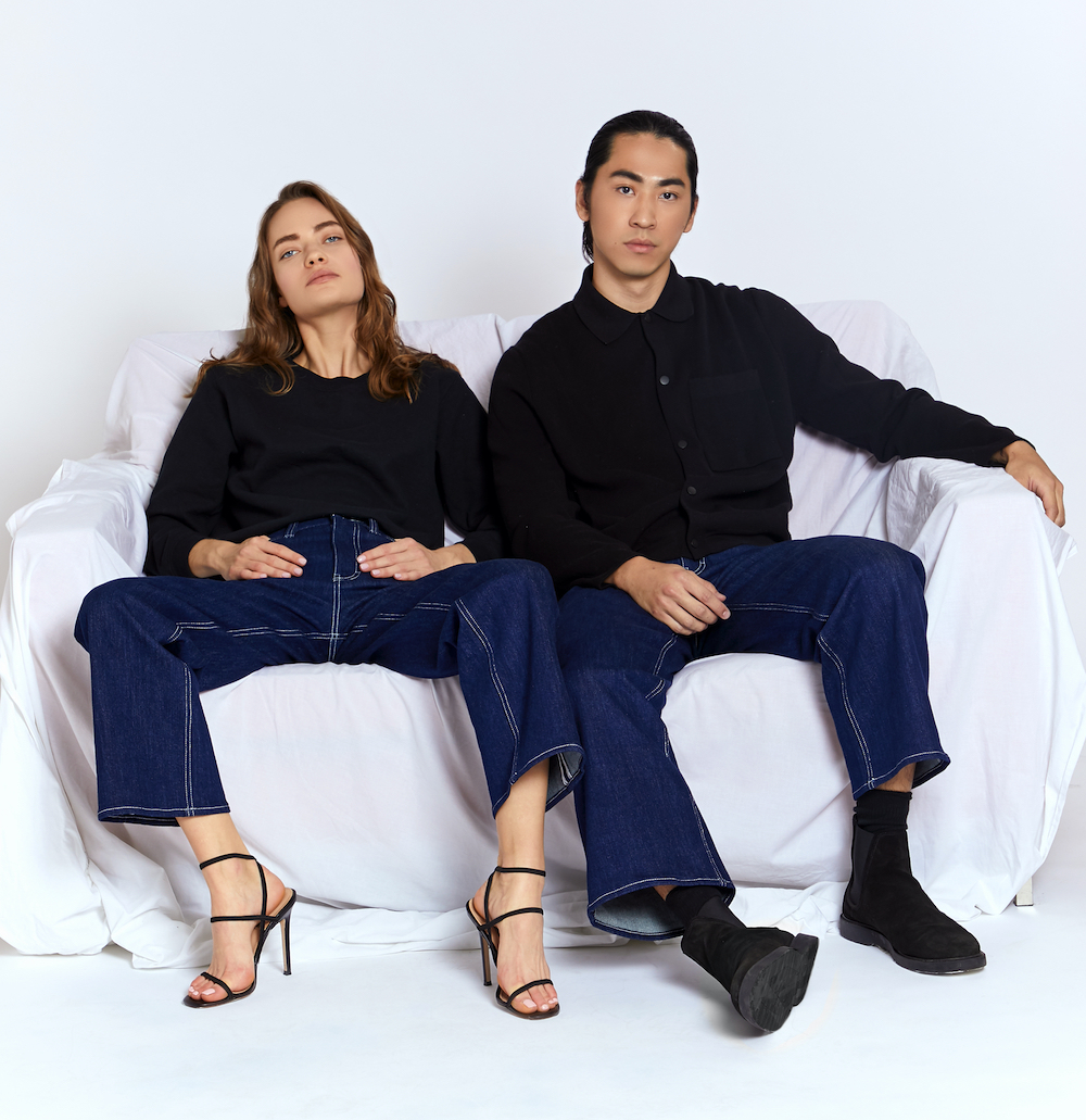 Robotics and digital apparel company raised $7.5 million to further its mission of eliminating waste in jeans production.
