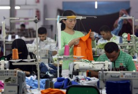 World's Top 10 Garment Exporters Rated High Risk for Modern Slavery