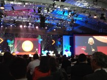 NRF Keynote: IBM CEO Ginni Rometty Talks Big Data