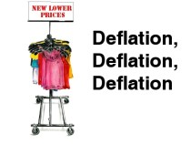 Apparel's New Challenge: Deflation