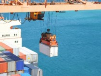 Capacity Issues Send Container Freight Rates Soaring to Four-Year Highs