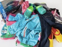 Hazardous Chemicals Found in Children's Apparel and Footwear