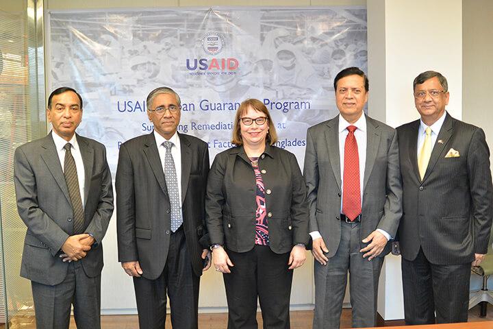 Bangladesh USAID