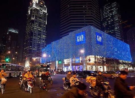 Gap Shanghai