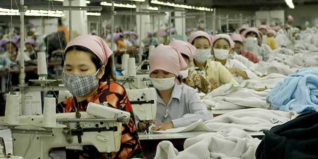 Cambodia wage negotiations
