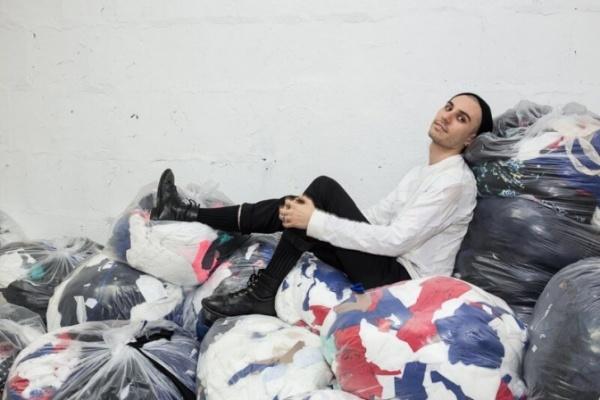 Daniel Silverstein zero-waste design
