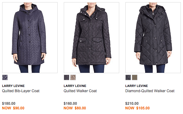 Coats on sale at lordandtaylor.com