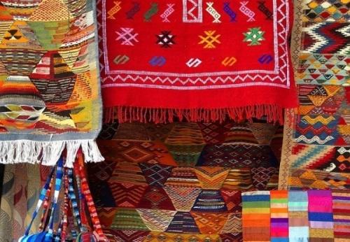 Morocco carpet