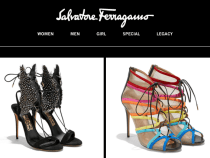 Ferragamo Adds RFID Tags to Shoes and Bags to Fight Fakes