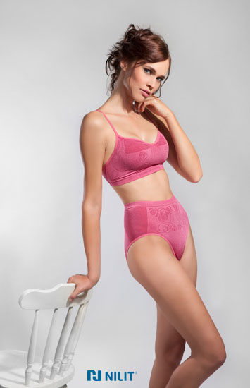 Premium lingerie made with Nilit Nylon 6.6 fibers - 2 (Image - Nilit)